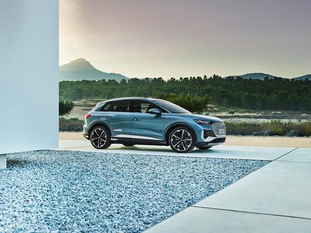 Audi Q4 e-tron 2021: fecha de lanzamiento, precio, motores y toda la información del nuevo Audi Q4 e-tron
