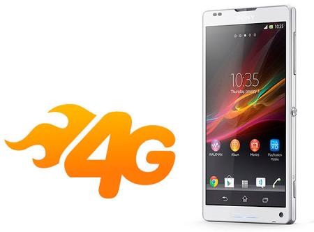 Smartphones Android con compatibilidad 4G disponibles en México