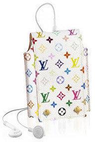 Funda de iPod de Louis Vuitton