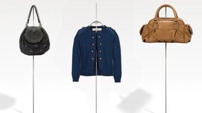 Nueva ropa, zapatos y complementos de Zara para las Rebajas de este verano 2010