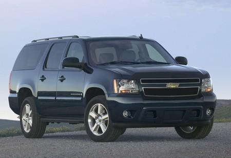 Chevrolet Suburban Ltz 2007 1600 03