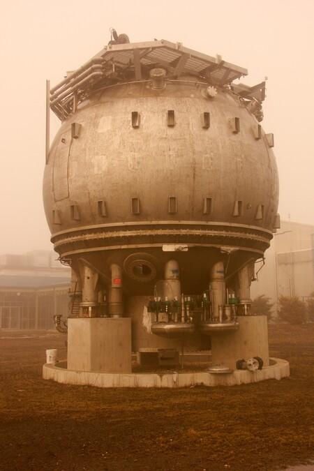 Camara De Burbujas Fermilab