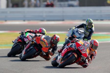 Marquez Espargaro Motogp 2020