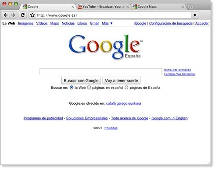 Al fin: Google Chrome Beta para Mac OS X y Linux disponible