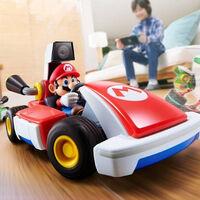 Este vídeo compara las cuatro velocidades del coche de Mario Kart Live: Home Circuit, y la de 200 cc me hace temer por mis muebles