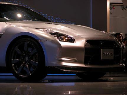 Fotos en vivo y galería a alta resolución del Nissan GT-R en Tokyo