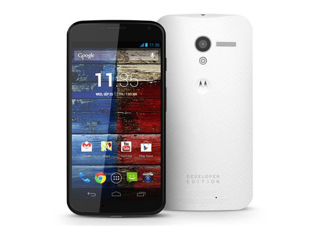 El Moto X Developer Edition, ya disponible en Estados Unidos