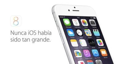 Apple podría estar desarrollando iOS 8.1, 8.2 y 8.3 al mismo tiempo