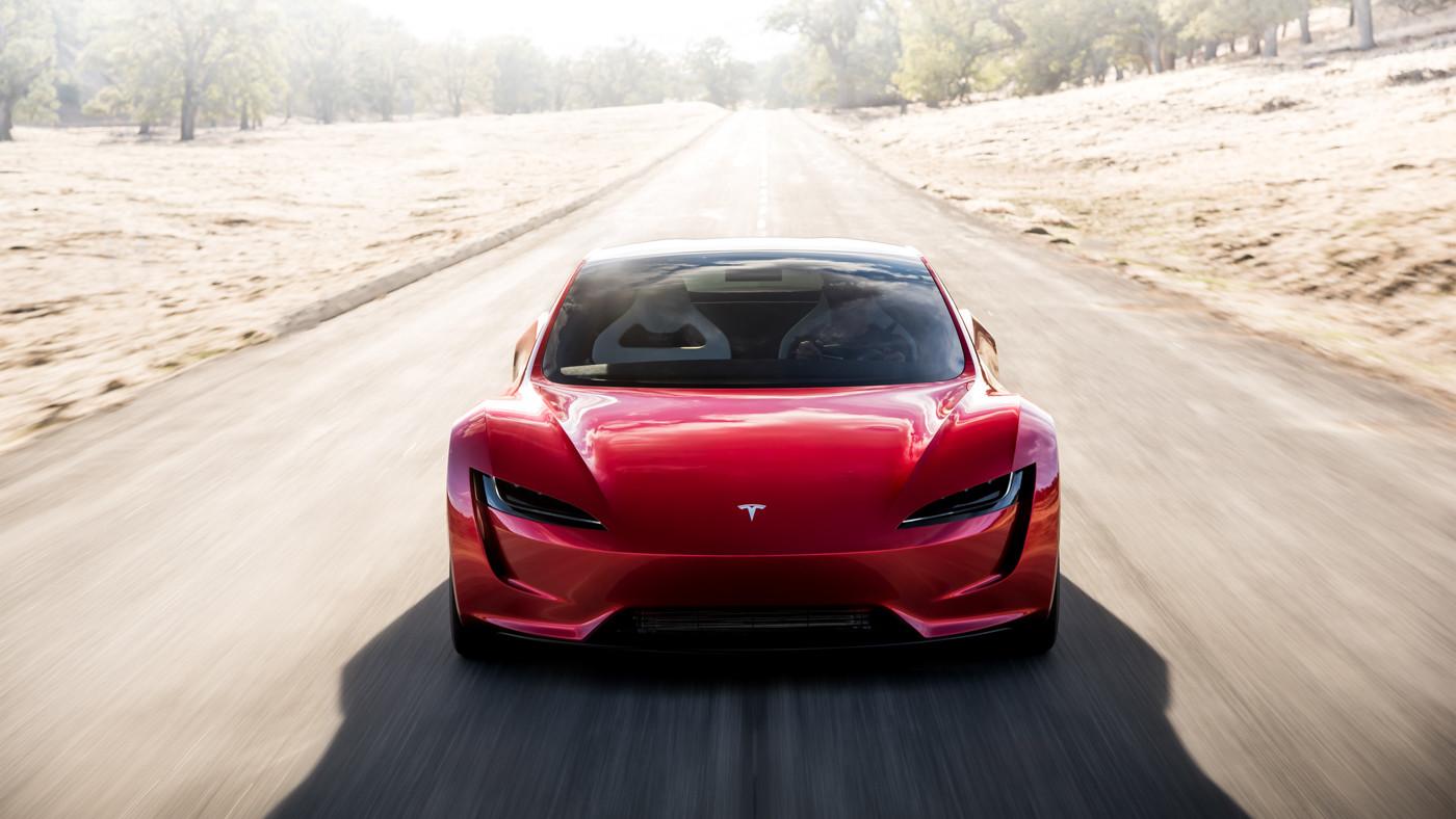 Foto de Tesla Roadster (4/11)
