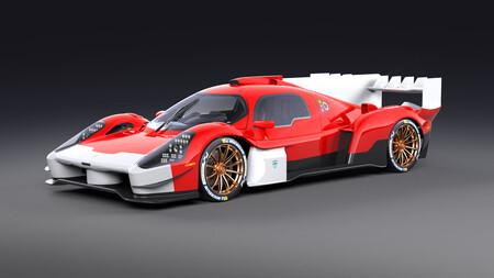 El Glickenhaus 007S es un hiper coche de 1,400 hp que parece de carreras, pero será legal para la calle