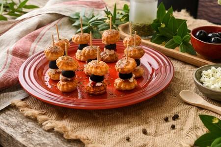 Aperitivos I Croissants Chistorra Y Bocaditos Griegos 1 Min