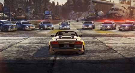 'Need for Speed: Most Wanted' presenta su último trailer y deja claro que en PS Vita también mola
