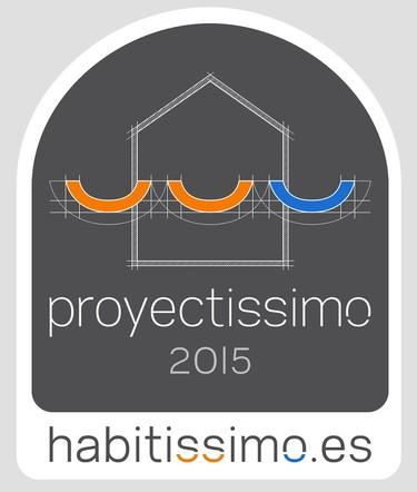 Habitissimo convoca Proyectissimo 2015, para premiar los mejores proyectos de reformas a nivel internacional