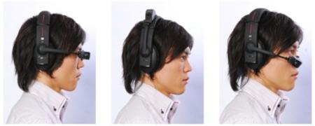 Nikon Media Port UP300x, auriculares multimedia