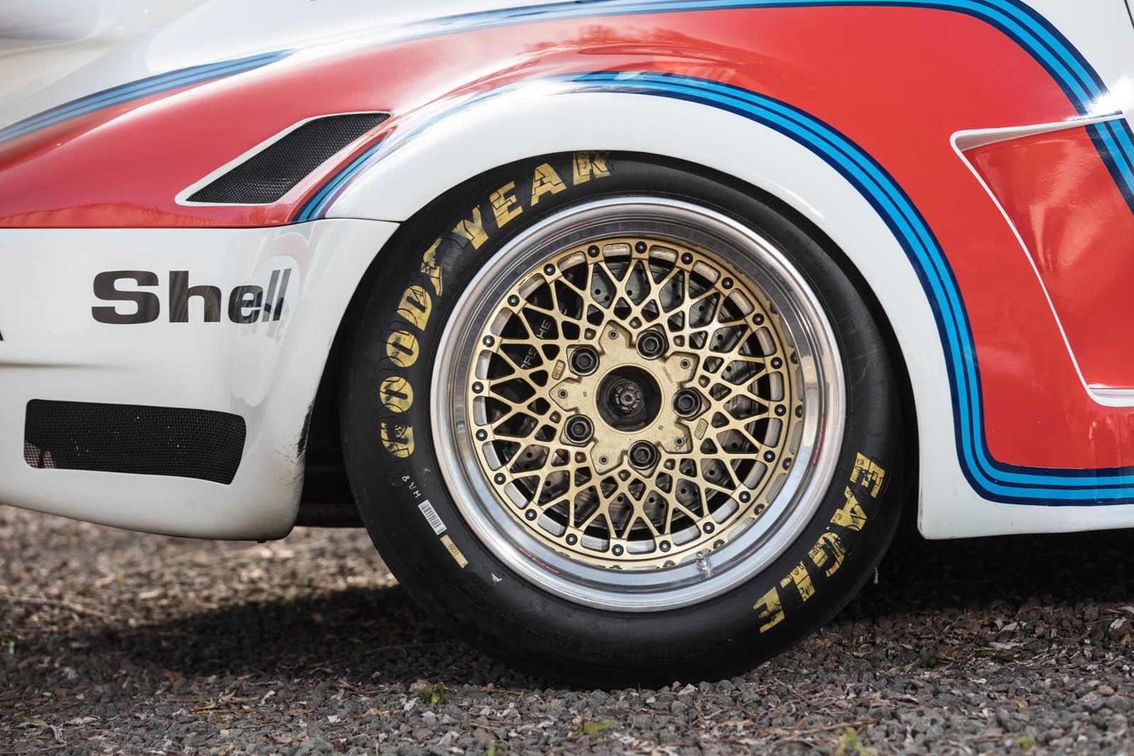 Foto de Porsche 930 clásico a subasta (18/42)