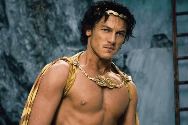 Luke Evans en Immortals