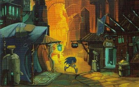 Sonic Chronicles: La Hermandad Siniestra llega a DS