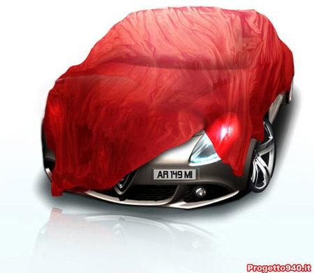 Alfa Romeo Milano, recreación real en forma de teaser