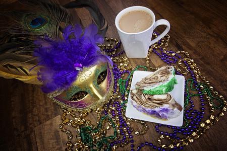 Epifania King cake