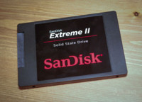 SanDisk Extreme II SSD, análisis