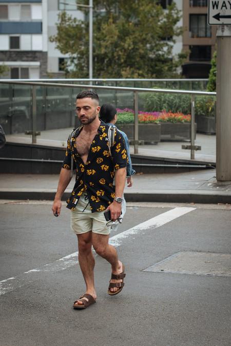 Moda Casual Hombre 6