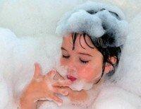 Intoxicación por ingestión de jabón