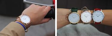 Amor a primera vista con los relojes de Elephant & Castle