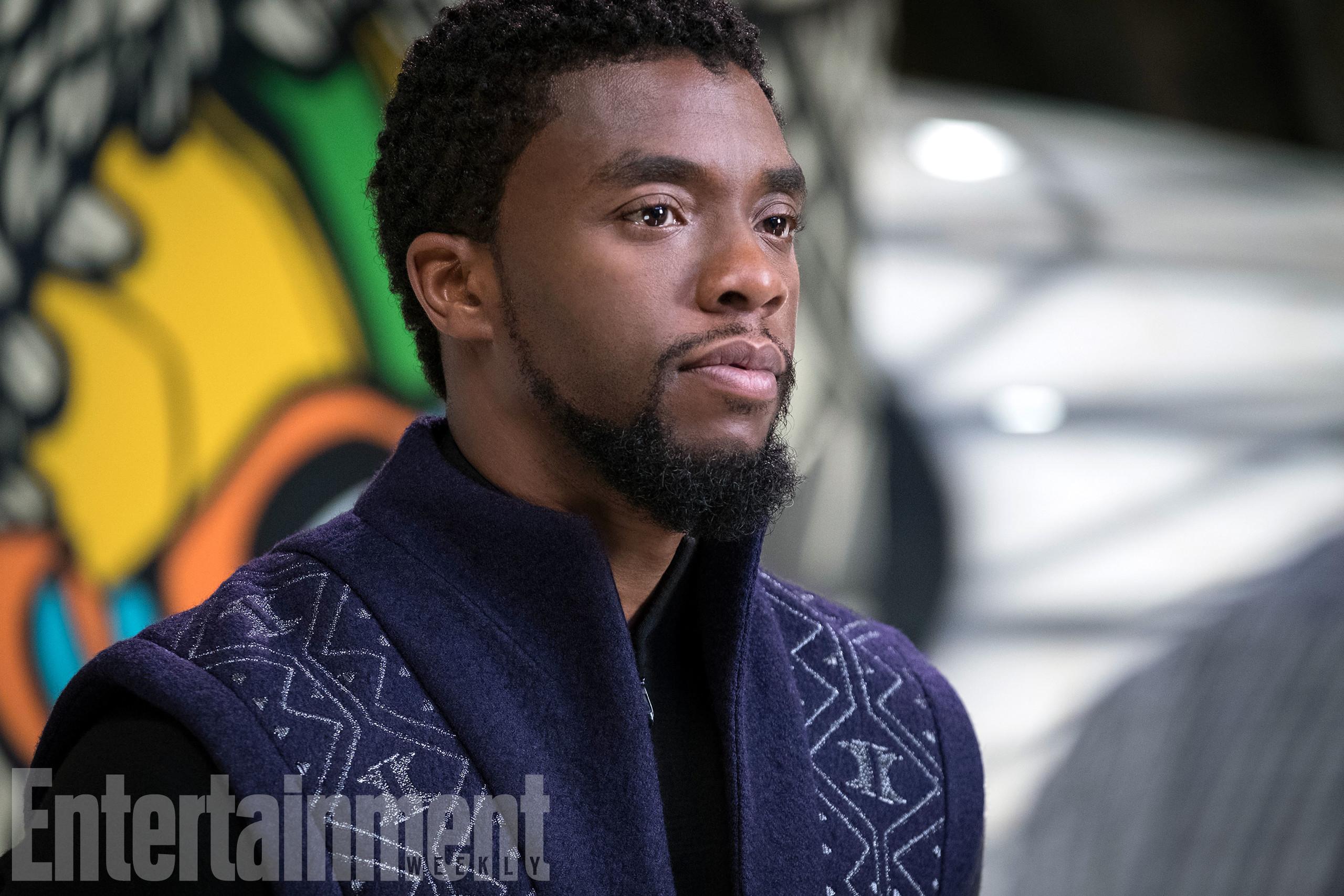 Foto de Nuevas imágenes oficiales de 'Black Panther' (7/20)