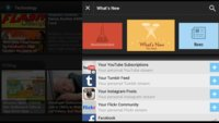 Pulse se acerca a Flipboard y también permite consultar nuestras redes sociales