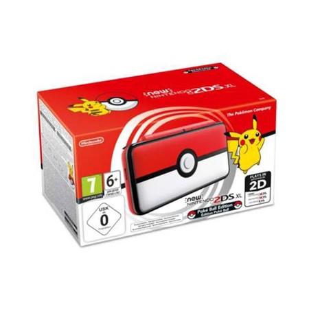 New Nintendo 2ds Xl Edicion Pokeball 2