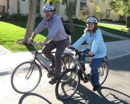 5 razones para andar en bicicleta