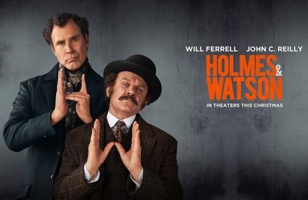 5% en Rotten Tomatoes, rechazo de Netflix y espantadas de público: ¿es 'Holmes & Watson' el mayor bodrio de 2018?