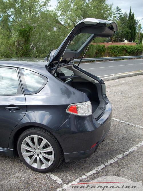Foto de Subaru Impreza Sport (prueba) (30/32)