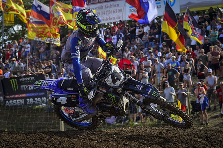 Tonus Motocross Gp 10 Ger 2019