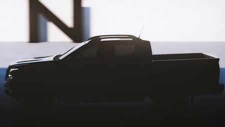 Nissan Np300 2021 Teaser