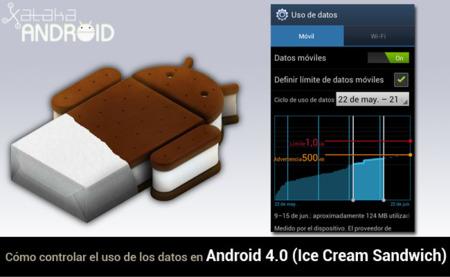 Cómo controlar el uso de los datos móviles de tu Android