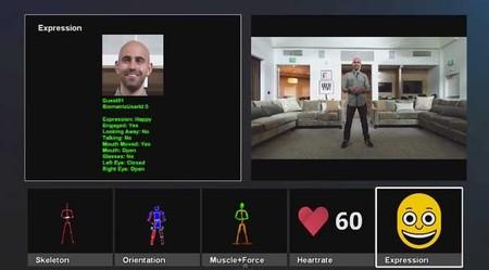 El nuevo Kinect muestra su potencia en vídeo