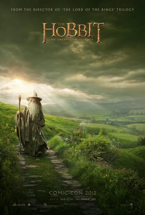 Foto de 'El hobbit: Un viaje inesperado', carteles (3/28)