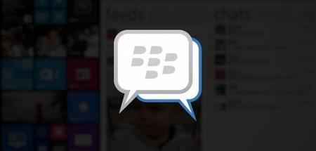 La versión pública de BlackBerry Messenger llegará a Windows Phone la semana que viene