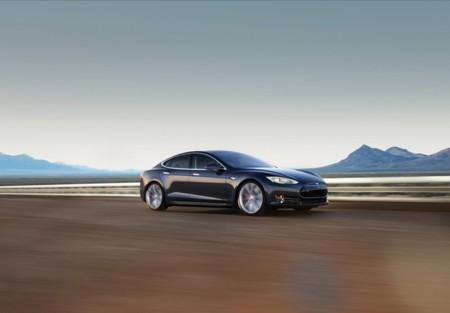 Tesla Model S Noruega Marzo 2015