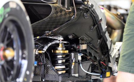 Ningún equipo montará suspensiones FRIC en el Gran Premio de Alemania