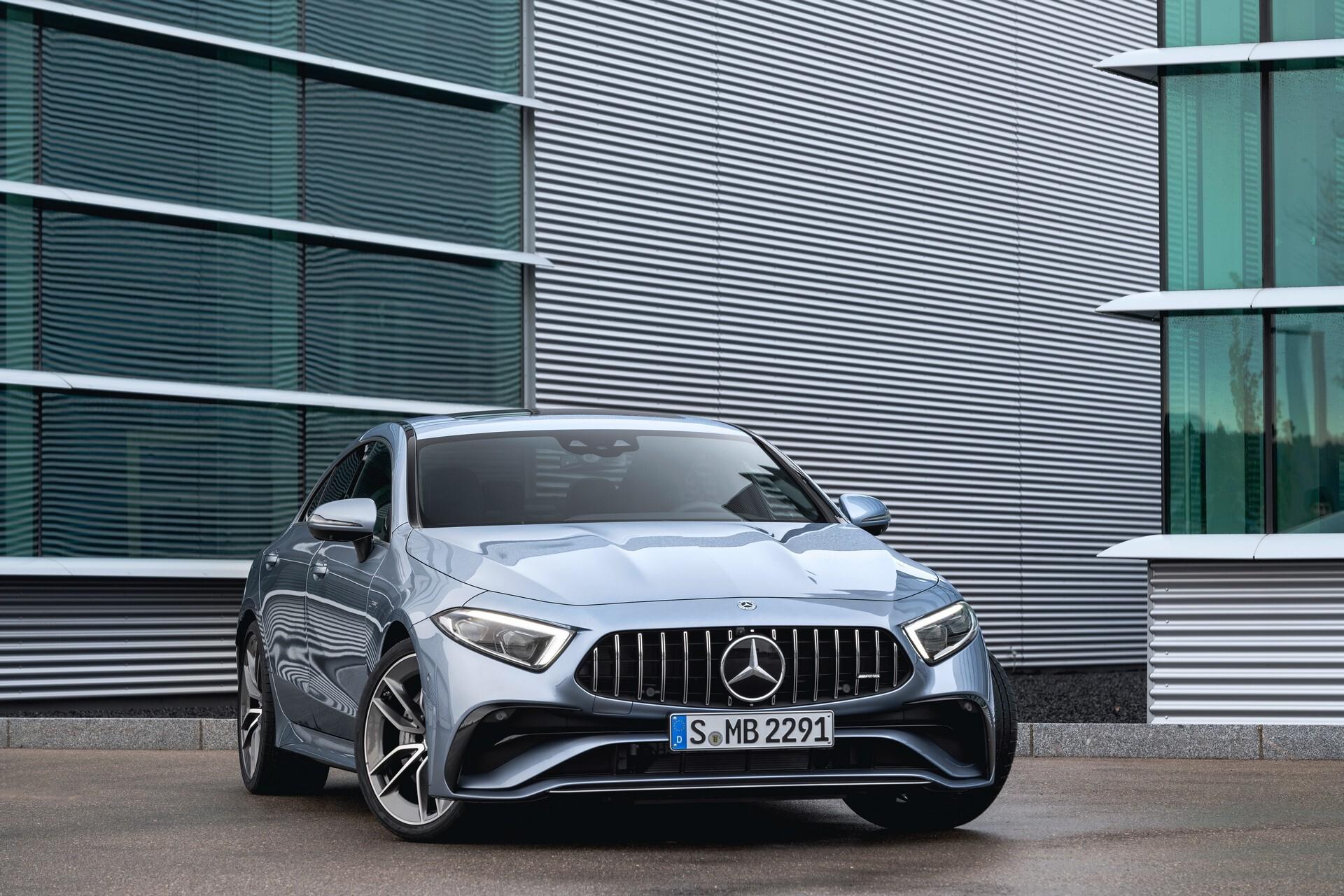 Foto de Mercedes-Benz CLS 2022 (50/63)