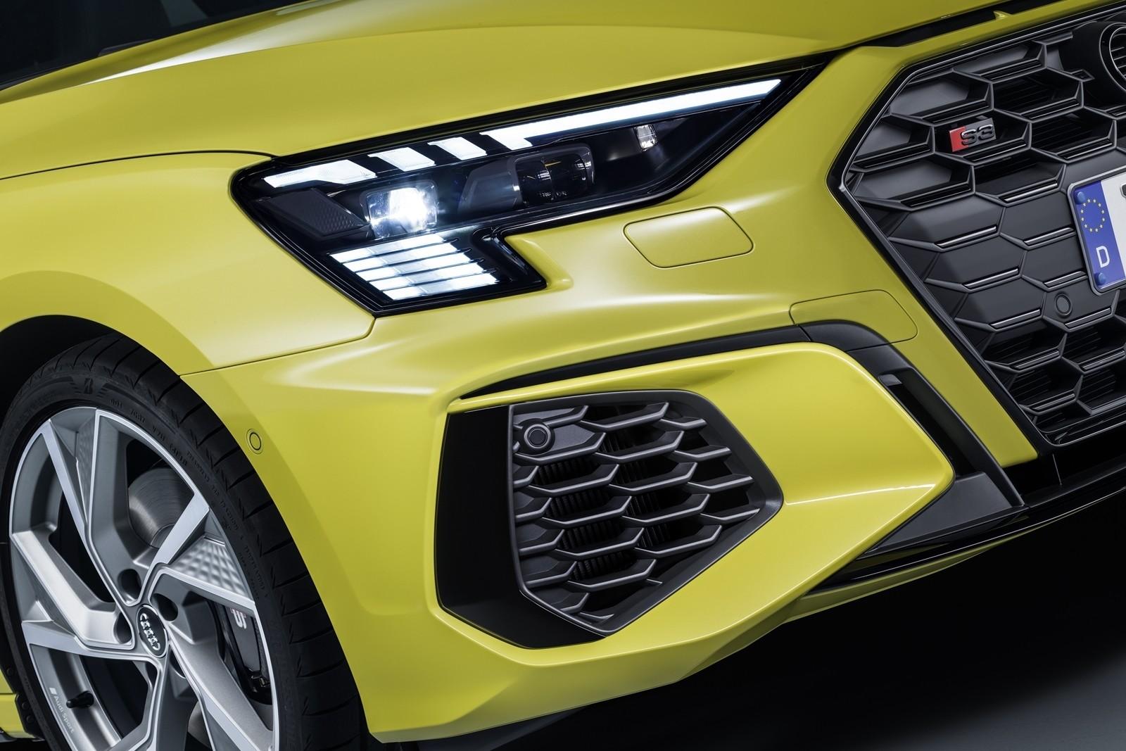 Foto de Audi S3 2020 (42/54)