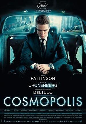 Cartel de 'Cosmopolis'