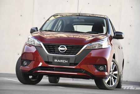 Nissan March 2021 Opiniones Prueba Mexico 3
