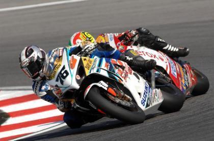 Neukirchner logra su segunda victoria de Superbikes en el circuito de Misano