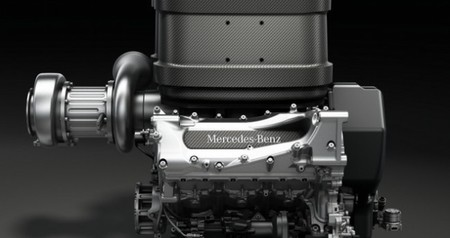 Mercedes nos enseña la sinfonía de su nuevo motor V6 Turbo