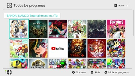 Nintendo Switch - Actualización 8.0.0