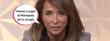 ¿Quieres tener el cuerpo y la cara de María Patiño? Este es el dineral que suman todas sus operaciones estéticas