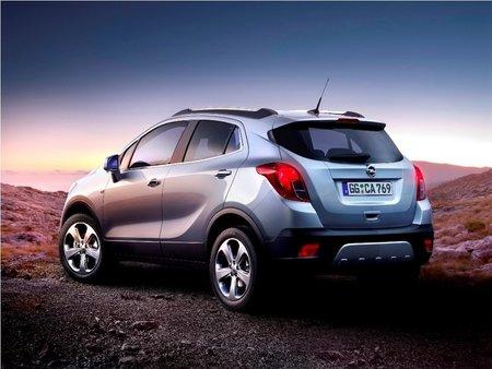 Opel Mokka, desde 17.690 euros